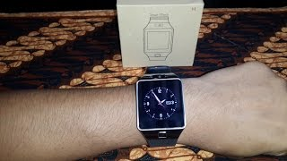 Smart Watch DZ09 / U9 - unboxing and review 2 months usage