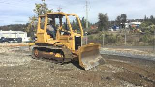 used crawler dozer for sale 2004 caterpillar d5gxl dozer 5100hrs 75 uc pat blade ms ripper orops
