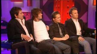 Take That Interview on Jonathan Ross (Part 1)