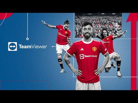 TeamViewer | Bringing You Closer | Manchester United