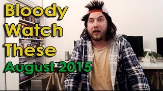 Ozzy Man: 5 Movie and TV Recommendations - AUGUST 2015