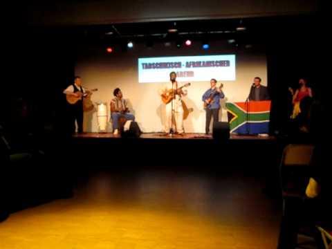 GOING TO JOHANNESBURG, Phatha Phatha Tadschikisch-Afrikanischer Abend 10.Feb 2012