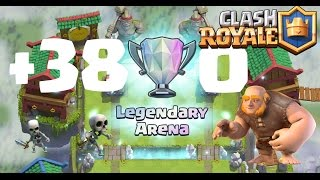 Clash Royale 3800 Kupa Oldum