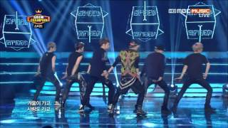 [130313] SPEED - MC + Pain + Backstage @ Show Champion