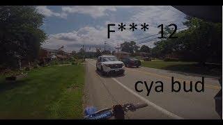 Cops Pull Up On Me on My Dirtbike? RUN?! | MotoVlog #9