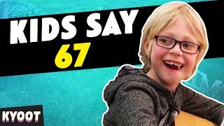 Kids Say The Darndest Things 67 | Crazy Gas!