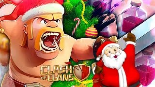 Regalos de PAPA NOEL Clash Of Clans