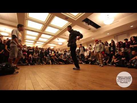 Full B-Boy Battle (2013): Trinity College International Hip Hop Festival