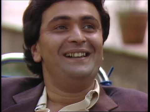 Rishi Kapoor Interview in 1987