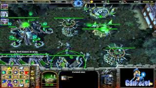 Резня в Warcraft 3 - каждый сам за себя
