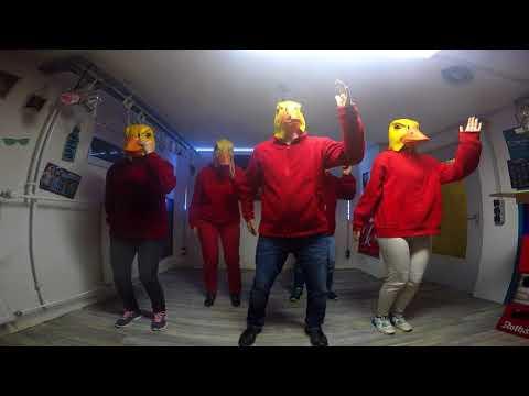 """Ingo ohne Flamingo der Fan - Tanz zum Lied """"Saufen"""" der Hexengilde Sauerwasen"""