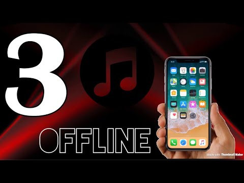 Top 3 free music apps for iPhone - offline