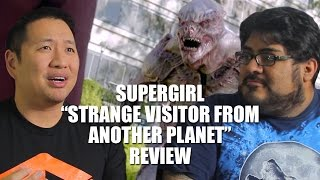 Supergirl Season 1 Episode 11 'Strange Visitor from Another Planet' review
