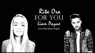 Download Lagu Liam Payne & Rita Ora - For You (Tłumaczenie PL) cover Red Mark Angels Mp3