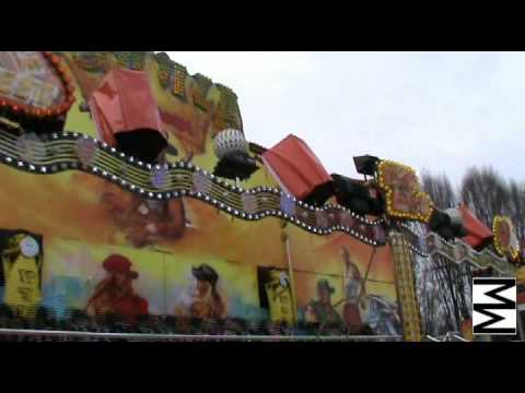 Giostre luna park carnevale 2011 parco della for Giostre luna park usate