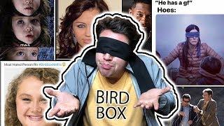 BIRD BOX: The WORST Movie On Netflix
