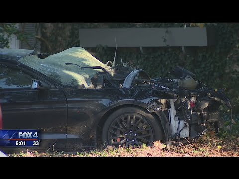 Off duty Dallas police officer hurt in street racing crash