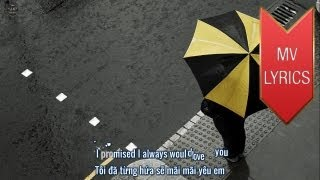 Song For A Stormy Night | Secret Garden | Lyrics [Kara + Vietsub HD]