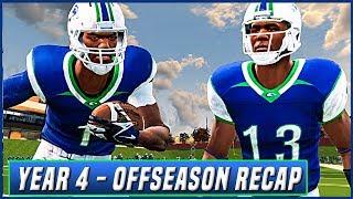 NCAA Football 14 Dynasty Year 4 Offseason Recap (Recruiting/Practice/Preseason) | Ep.71