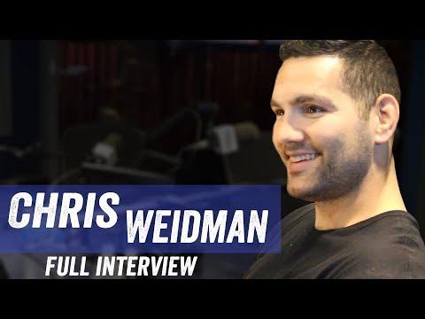 Chris Weidman - UFC 217, meeting Arnold Schwarzenegger, Steroids - Jim Norton & Sam Roberts