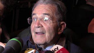 Regionali, in 10mila a Bologna per Bonaccini, Prodi: