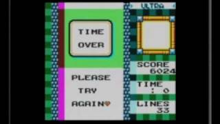 Tetris DX for the Nintendo Gameboy Color Review #18