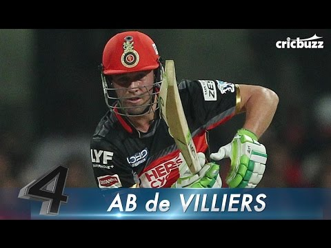 Most Valuable Players in IPL: #5-1