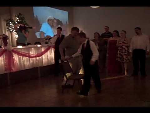 wedding musical chairs