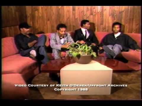 R&B Group Surface (Exclusive Interview) on Upfront Video's by Keith O'Derek