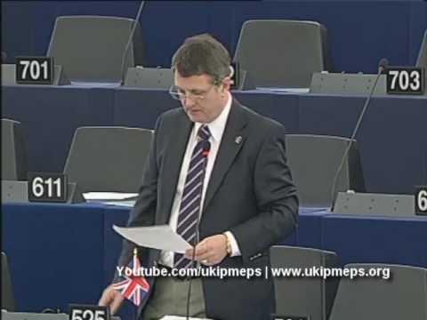 Using terrorism as a pretext - Gerard Batten