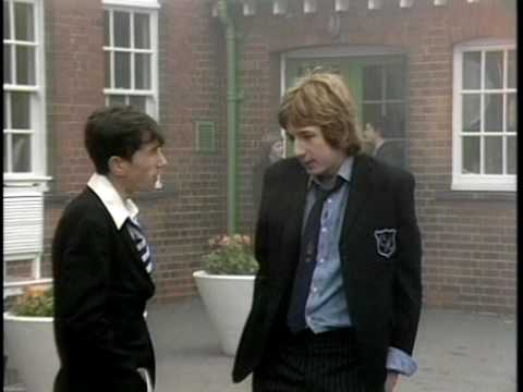 Phil Daniels goes back to school in 4 Idle Hands DVD clip