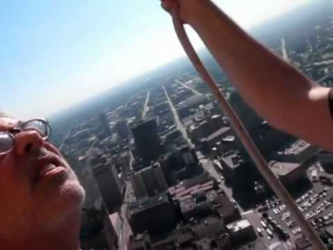 Bruce Hennes - Visit to the Top of Terminal Tower
