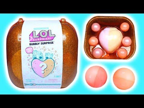 DEV LOL Bubbly Surprise Limited Edition Banyo Bombalı Oyuncak Bebek ORANGE Zep'in Oyuncakları