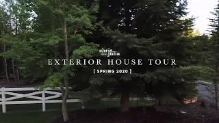 Our Exterior House Tour! [ Spring 2020 ]