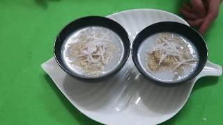 CÁCH NẤU CHÈ CHUỐI ĐƠN GIẢN MÀ NGON ( make banana sweet soup) | DÒNG THỜI GIAN TV