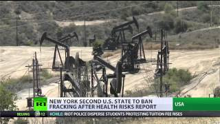 New York fracking ban: Shale takes a hit