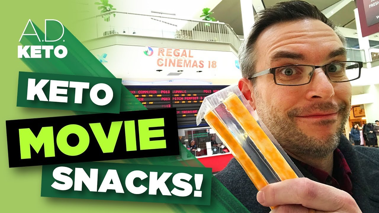 keto movie snacks low carb smuggle ables youtube