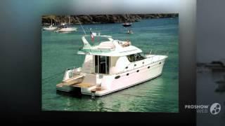 Catana power power boat, catamaran year - 2006