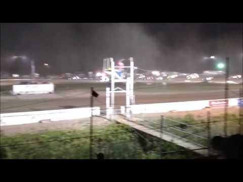 UMP Modified Feature Mt. Pleasant Speedway 6/3/16