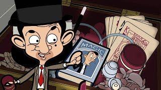Magic Bean | Funny Episodes | Mr Bean Cartoon