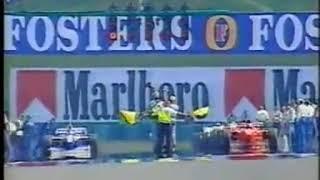 F1 1997年ハンガリーGP 鈴木アナ「アーバンテサンバイン!」