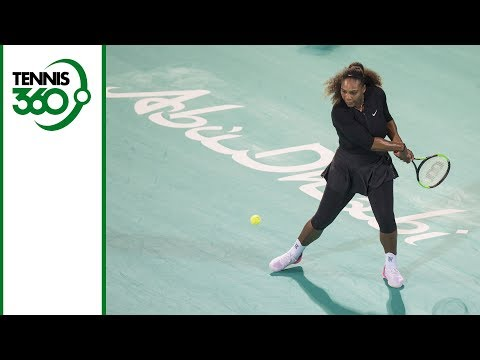 Serena Williams welcomes new WTA rule changes that will help mothers on tour