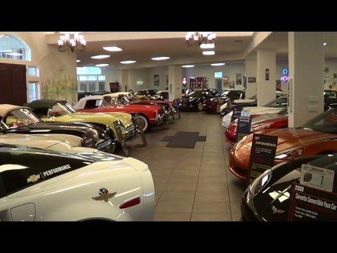 Private Corvette Collection