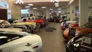 Private Corvette Collection