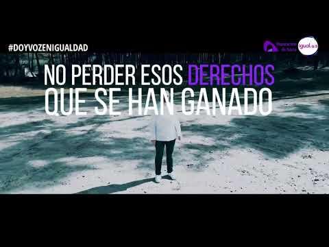 Trailer del 8M, Día Internacional de la Mujer en Soria