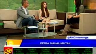 [ANC Mornings] Petra Mahalimuyak graces Mornings @ANC