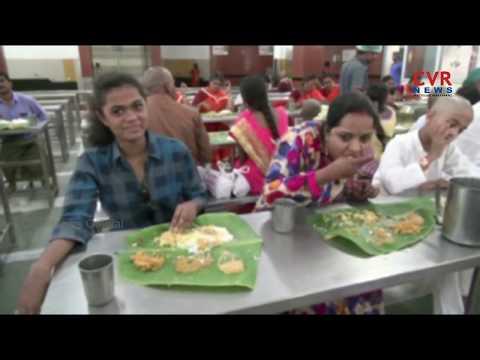 Tirumala : TTD Annaprasadam completes 33 years   CVR News