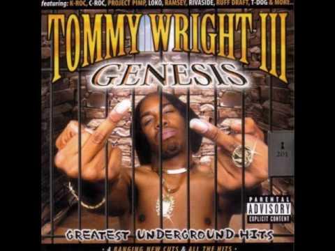 Tommy Wright III - Caught U Slippin'