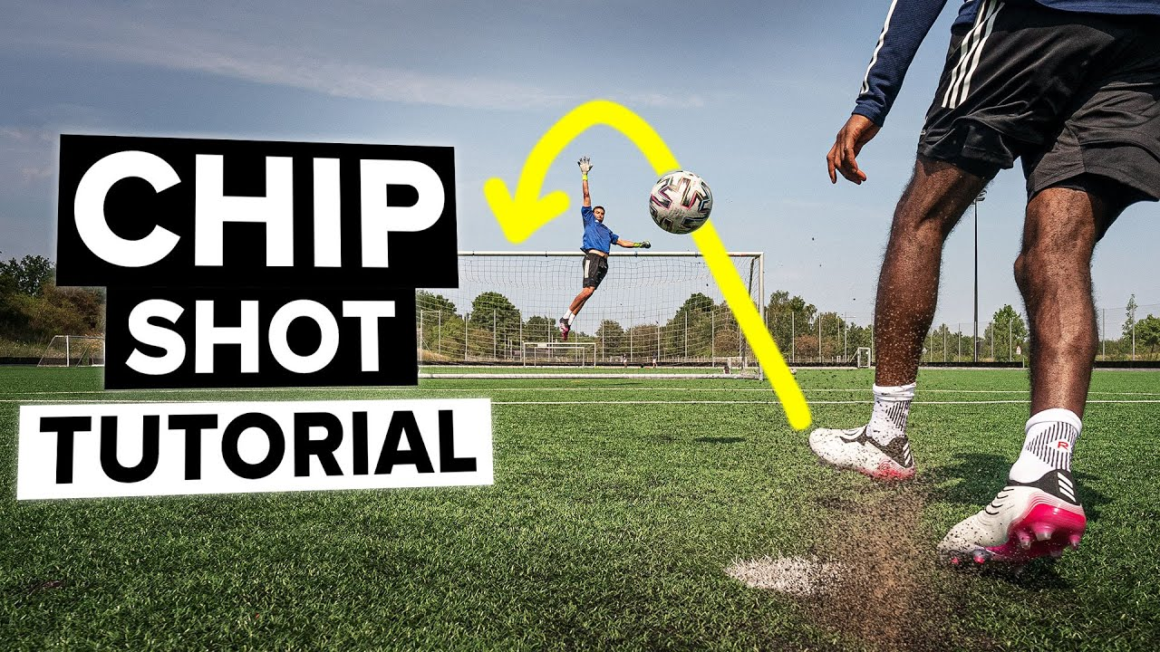 Download How to chip the goalkeeper   Shooting tutorial