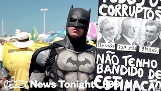 Brazil's Evangelical Takeover & The Bill Cosby Retrial: VICE News Tonight (HBO)